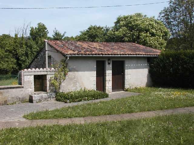 Maison secteur St Angeau