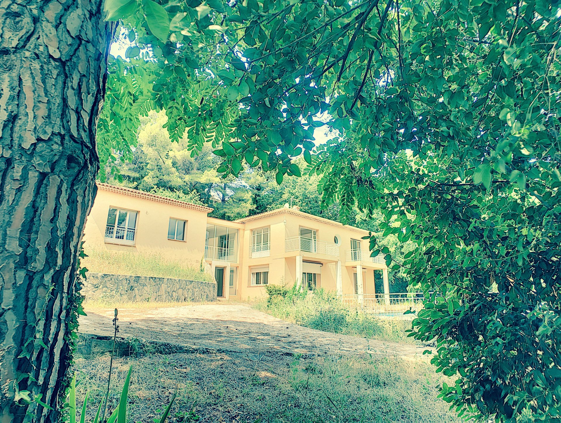 VILLA, SUPER CANNES / VALLAURIS