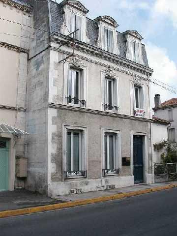 Maison de ville - Mansle