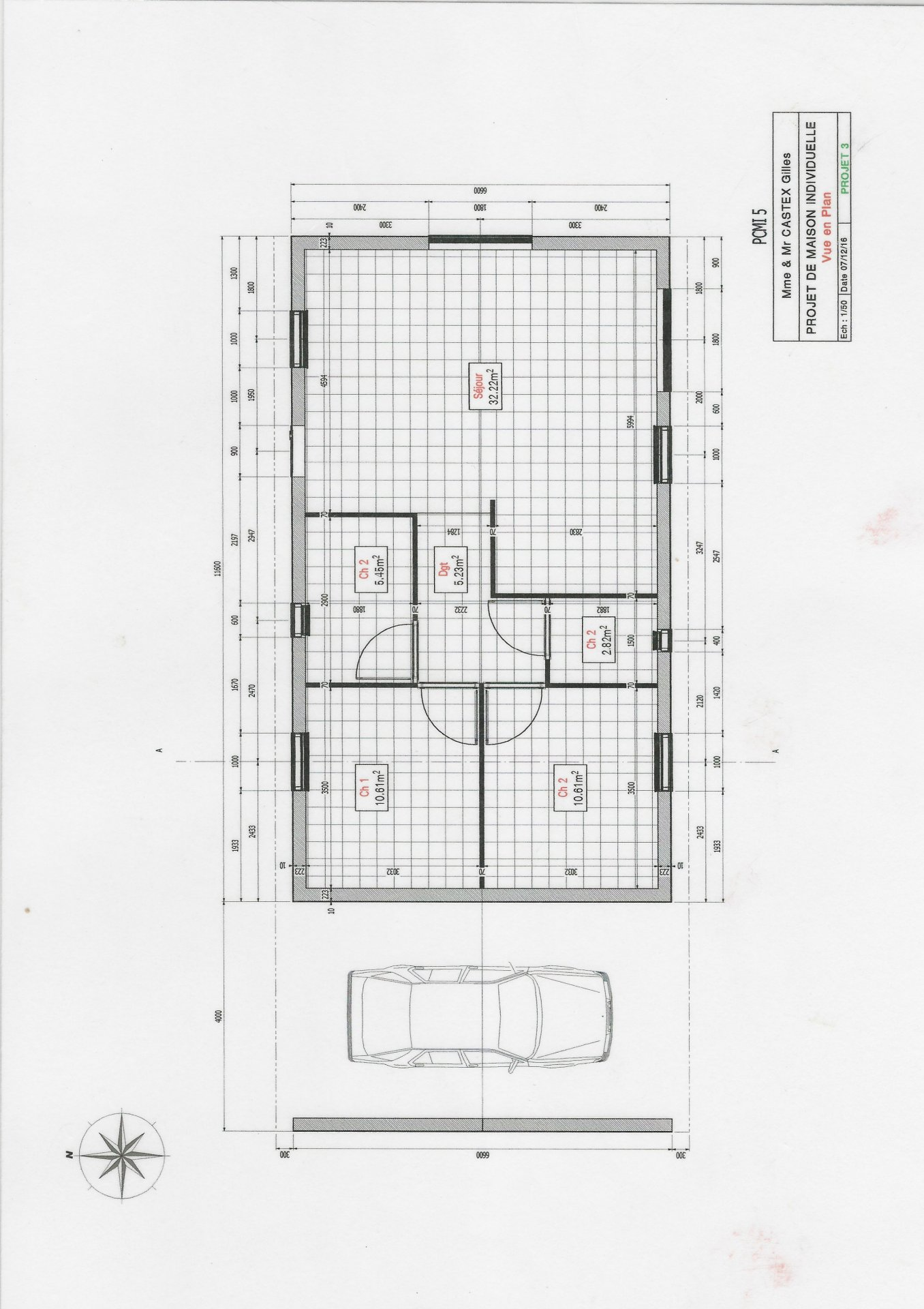 Location Maison/Villa 3 pièces Boulogne-sur-Gesse 31350
