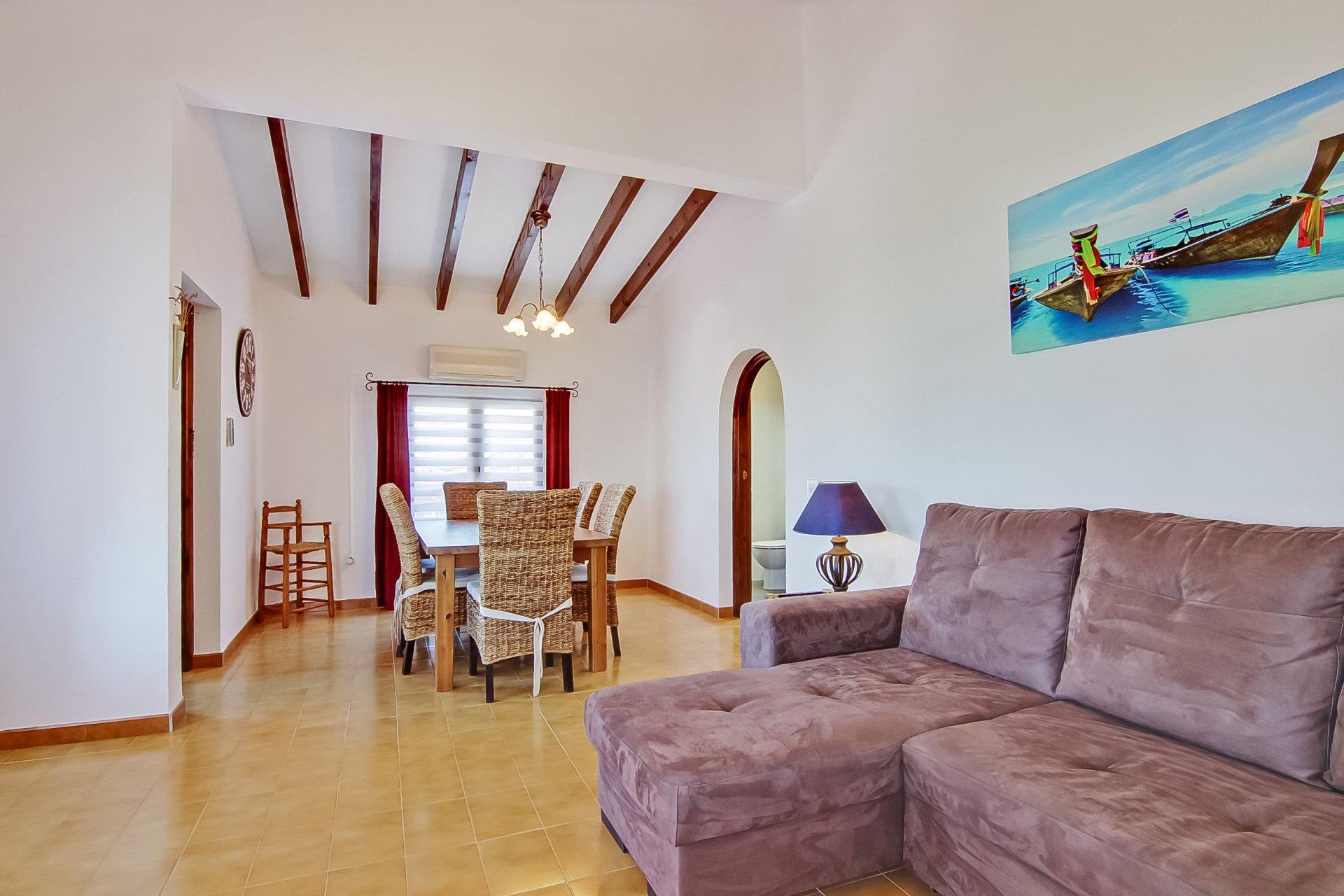 Villa de 5 chambres à Calpe