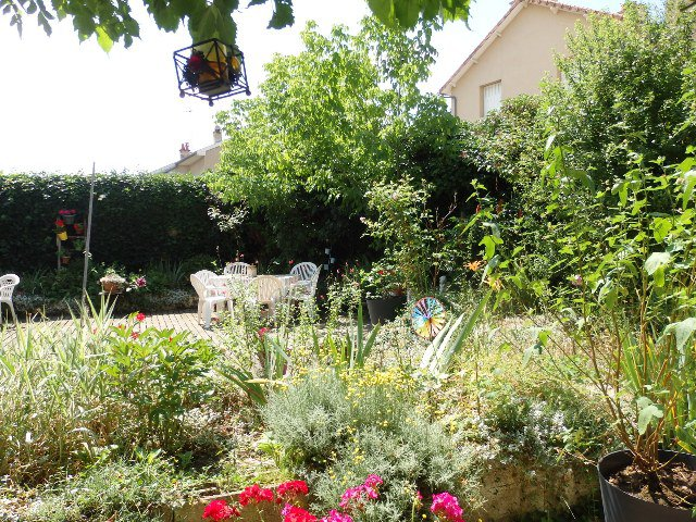 House with Garden for Sale   in Bellac in the Haute Vienne