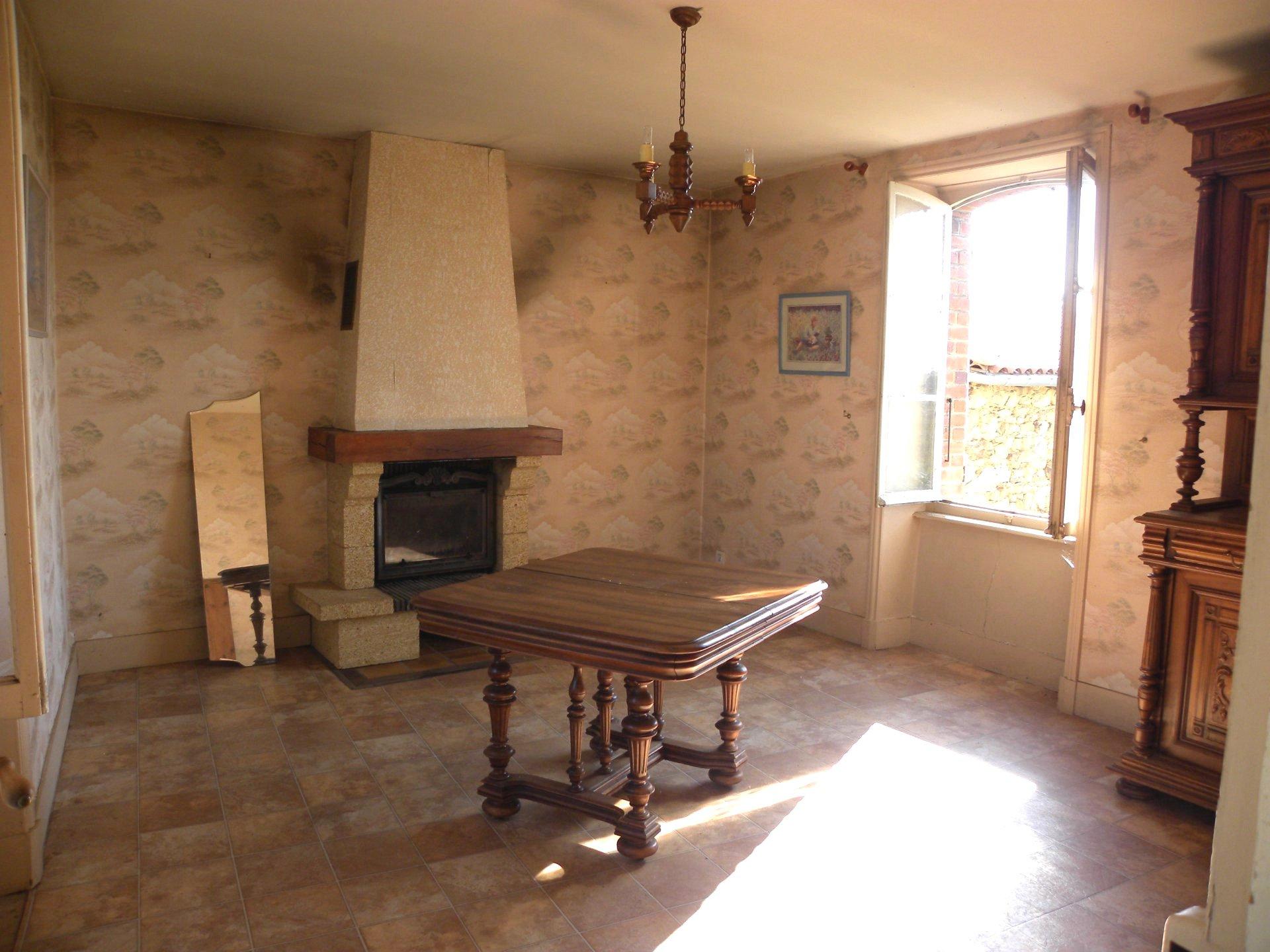 Maison de hameau en pierre