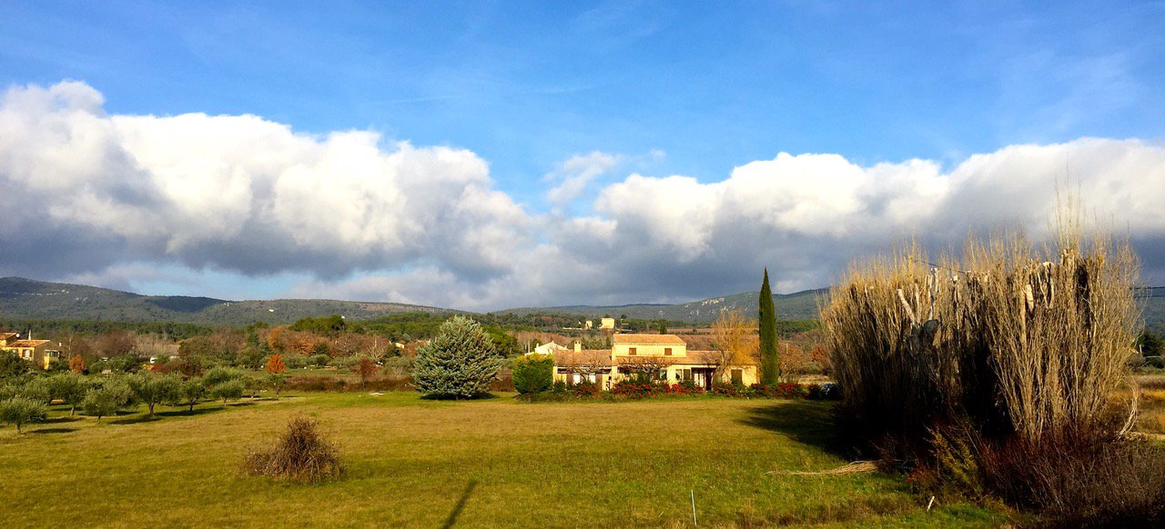 AMAZING VIEW for a provençal Property of 160 m² on a land of 12.000 m²