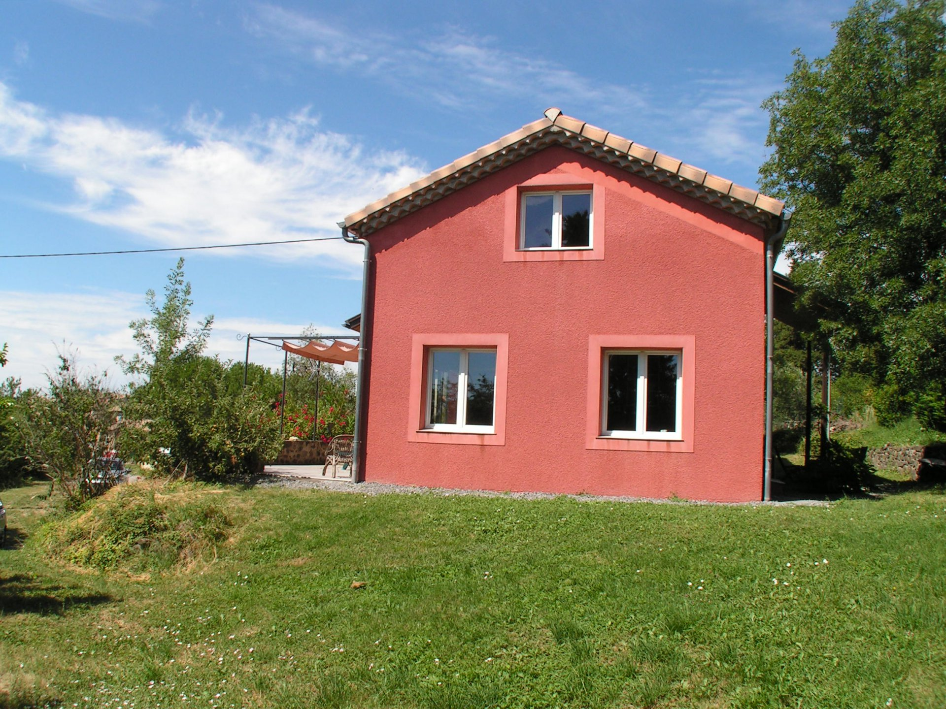 Vente maison spacieuse Saint-Jean-le-Centenier, Ardèche
