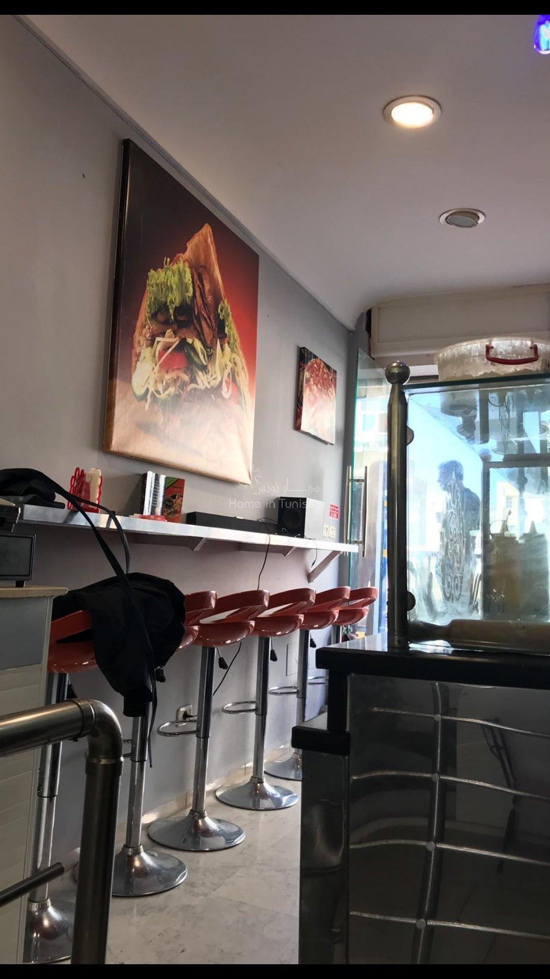 Restaurent situé à Sahloul