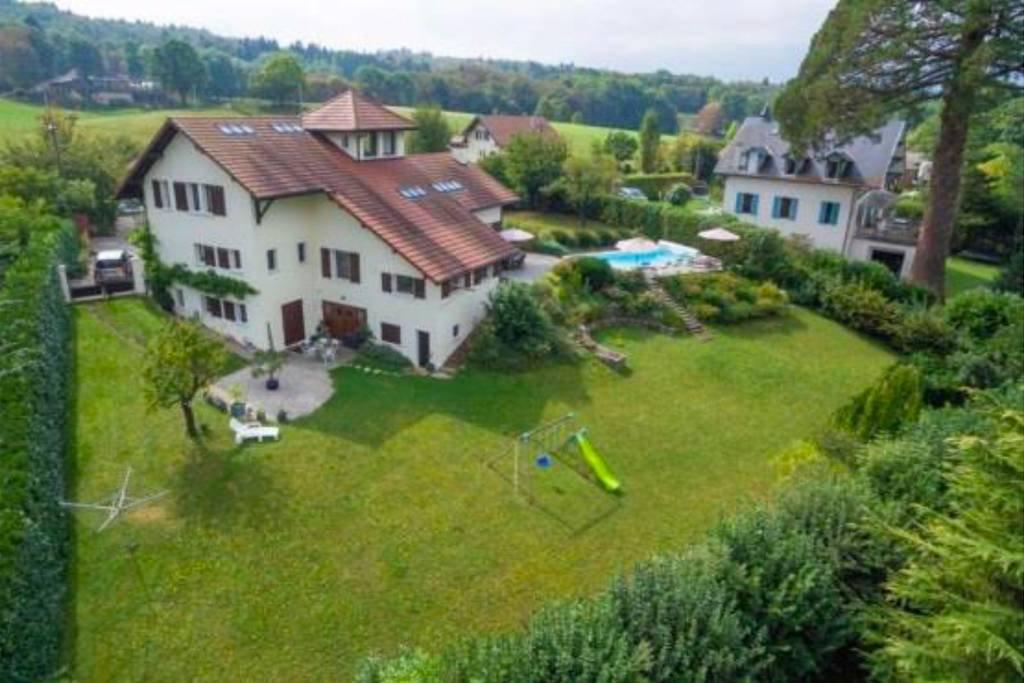 Seasonal rental Villa - Talloires-Montmin
