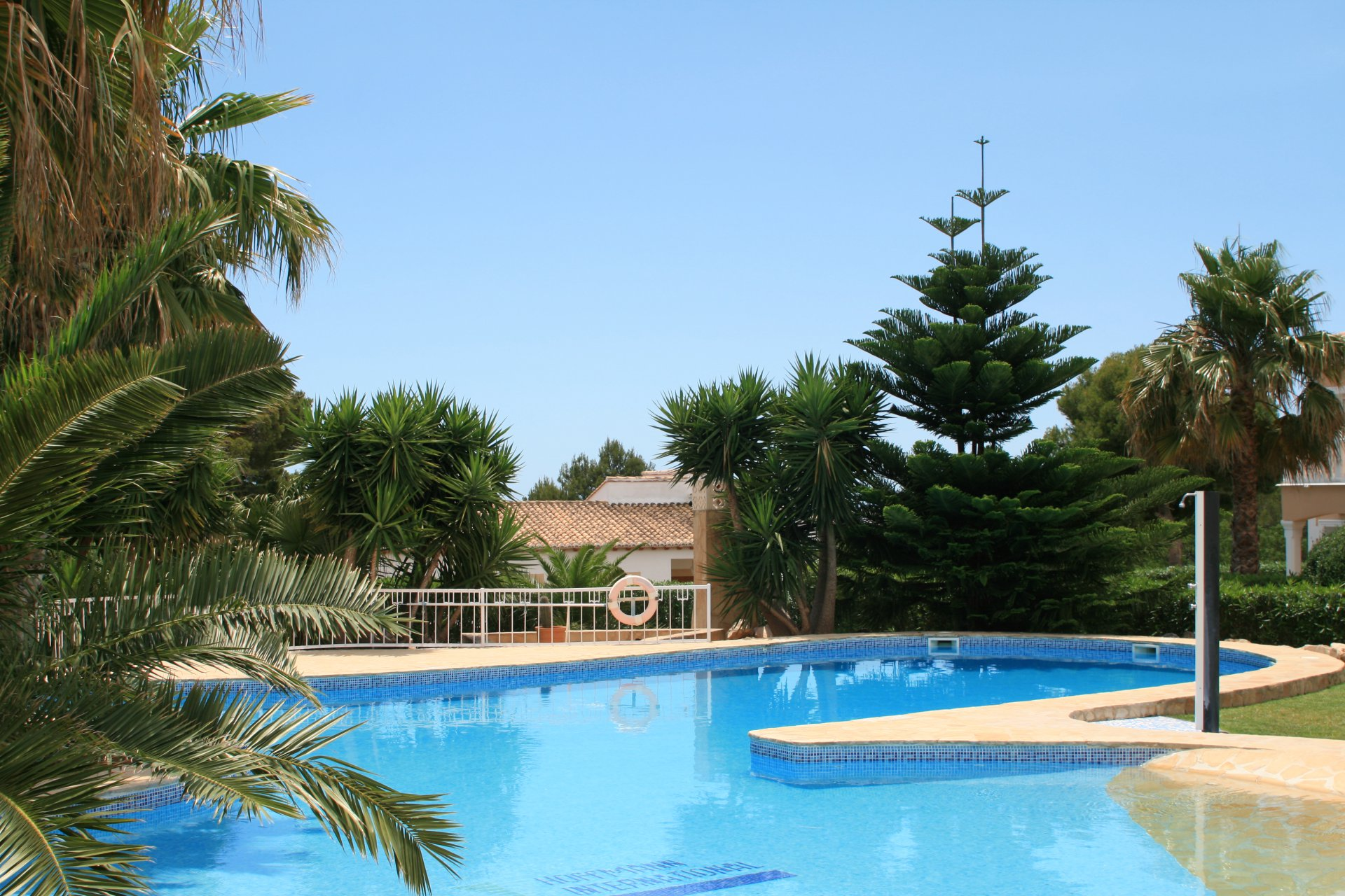 2-bedroom bungalow Residencial BelAir in Calpe