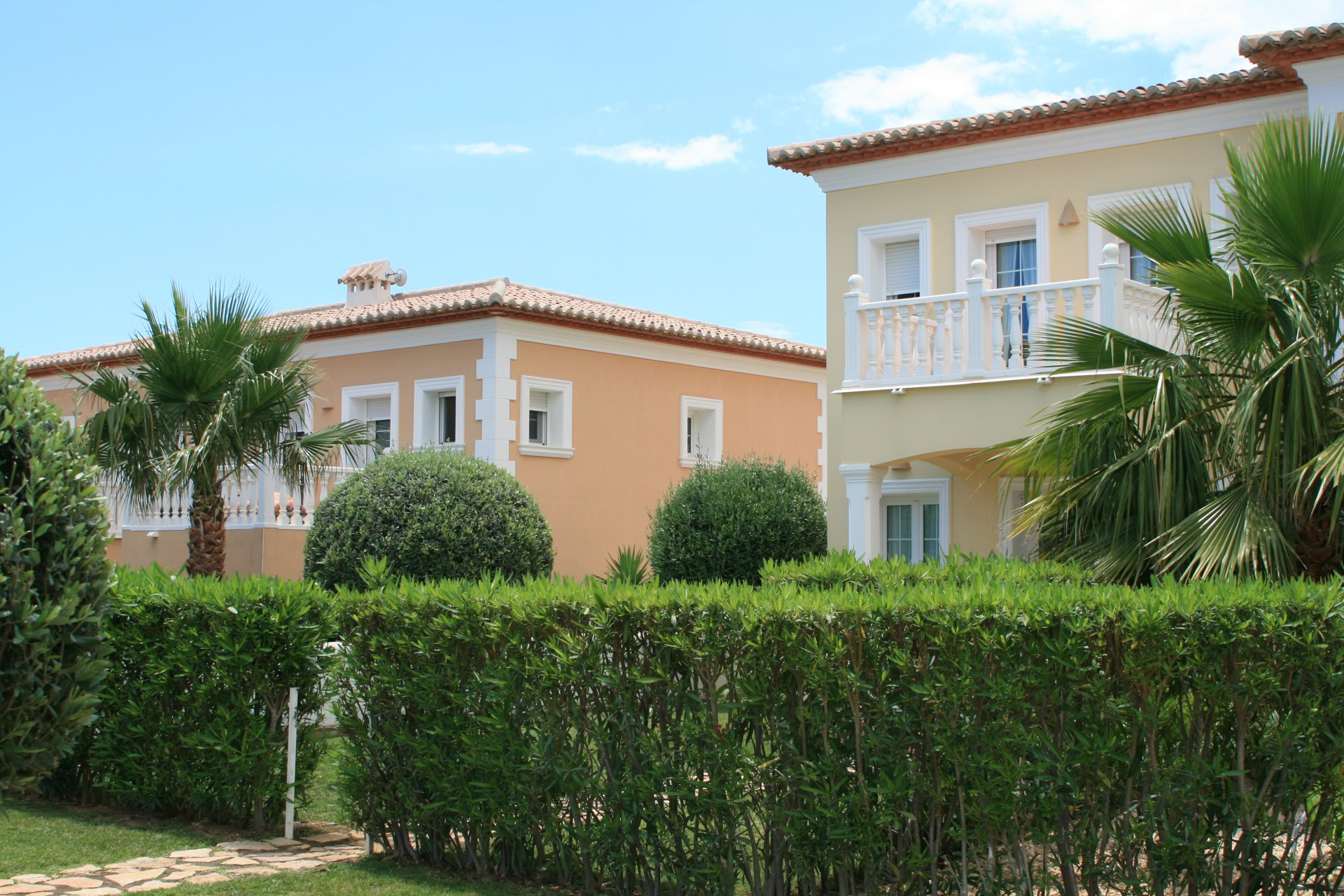 3-bedroom bungalow Residencial BelAir in Calpe