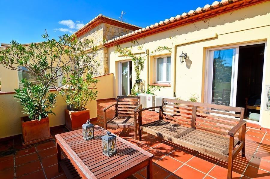 Villa de luxe avec 6 chambres et hélisurface à Benissa