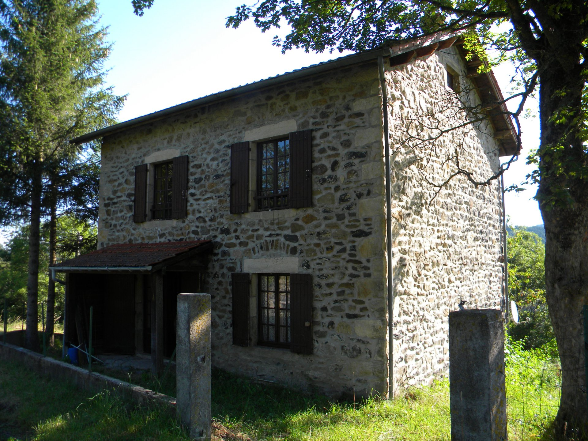 Sale House - Laussonne