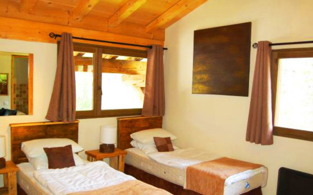 Chalet at the foot of the Grands Montets!