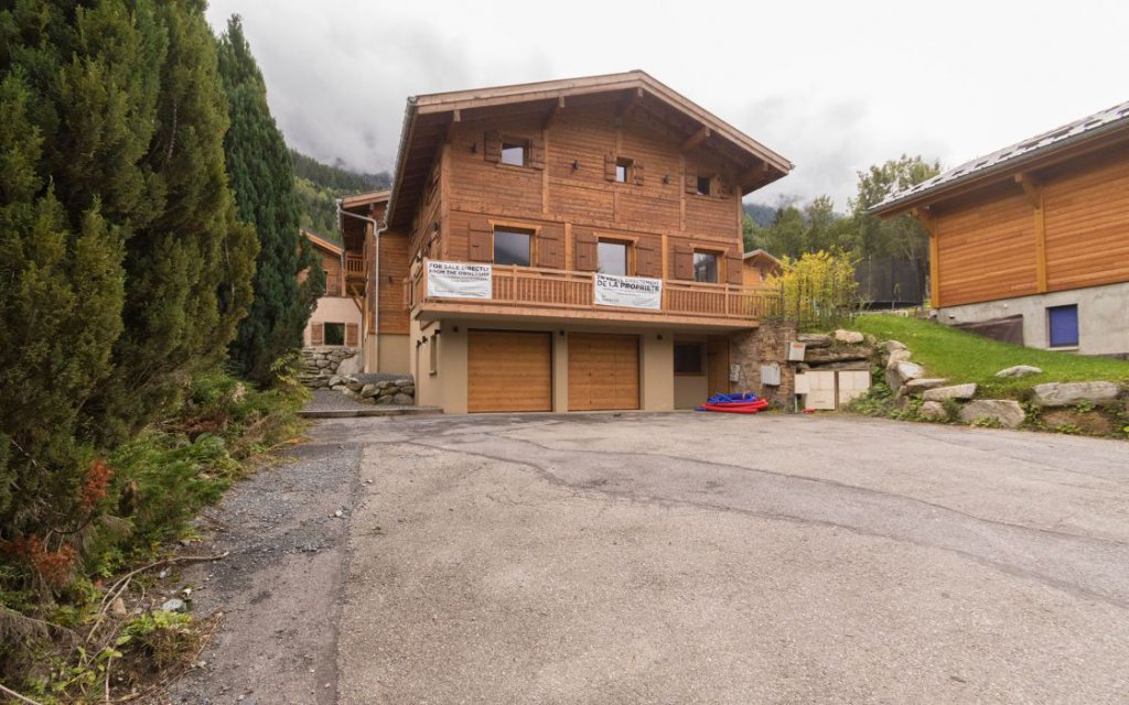 New chalet