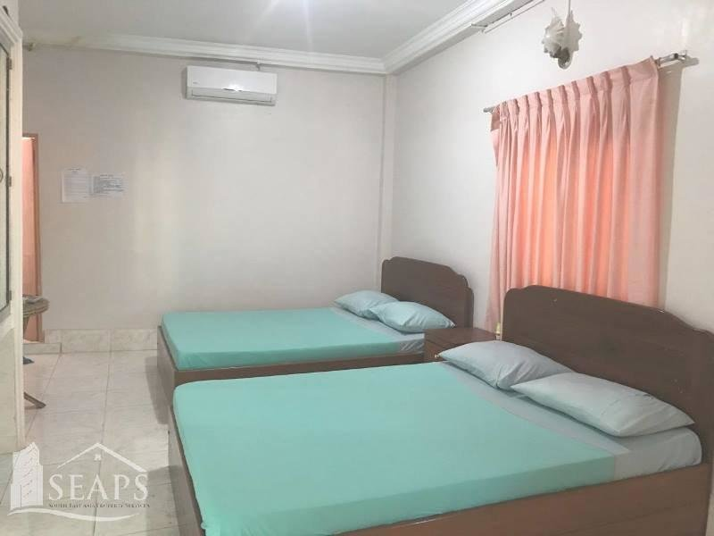 INVESTMENT OPPORTUNITY - APARTMENT BUILDING FOR RENT