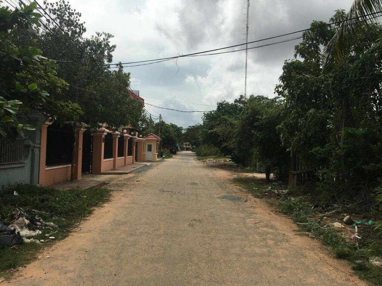 Sale Plot of land Siem Reap Svay Dankum