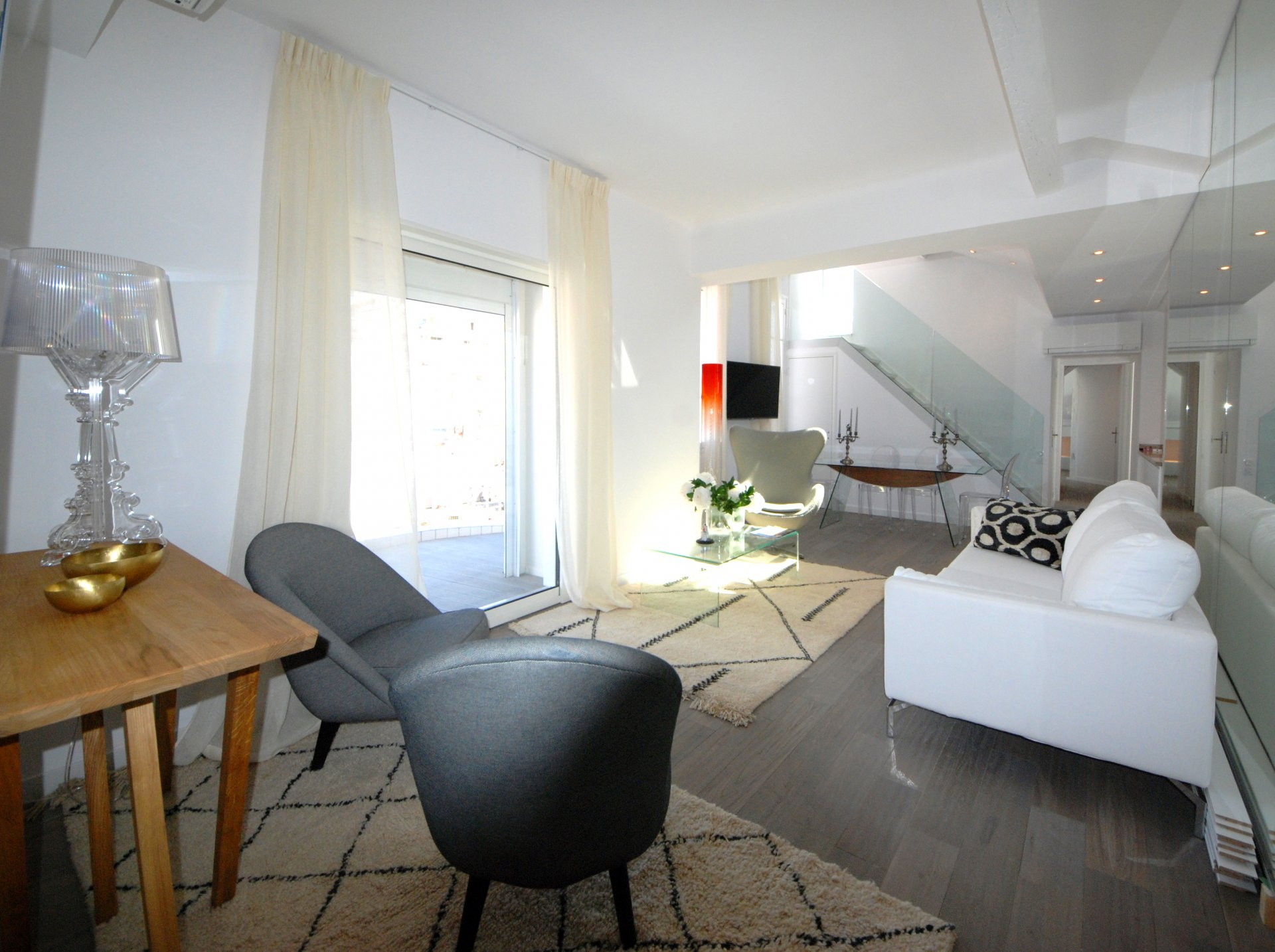 location congrès 3 bedroom centre ville Cannes