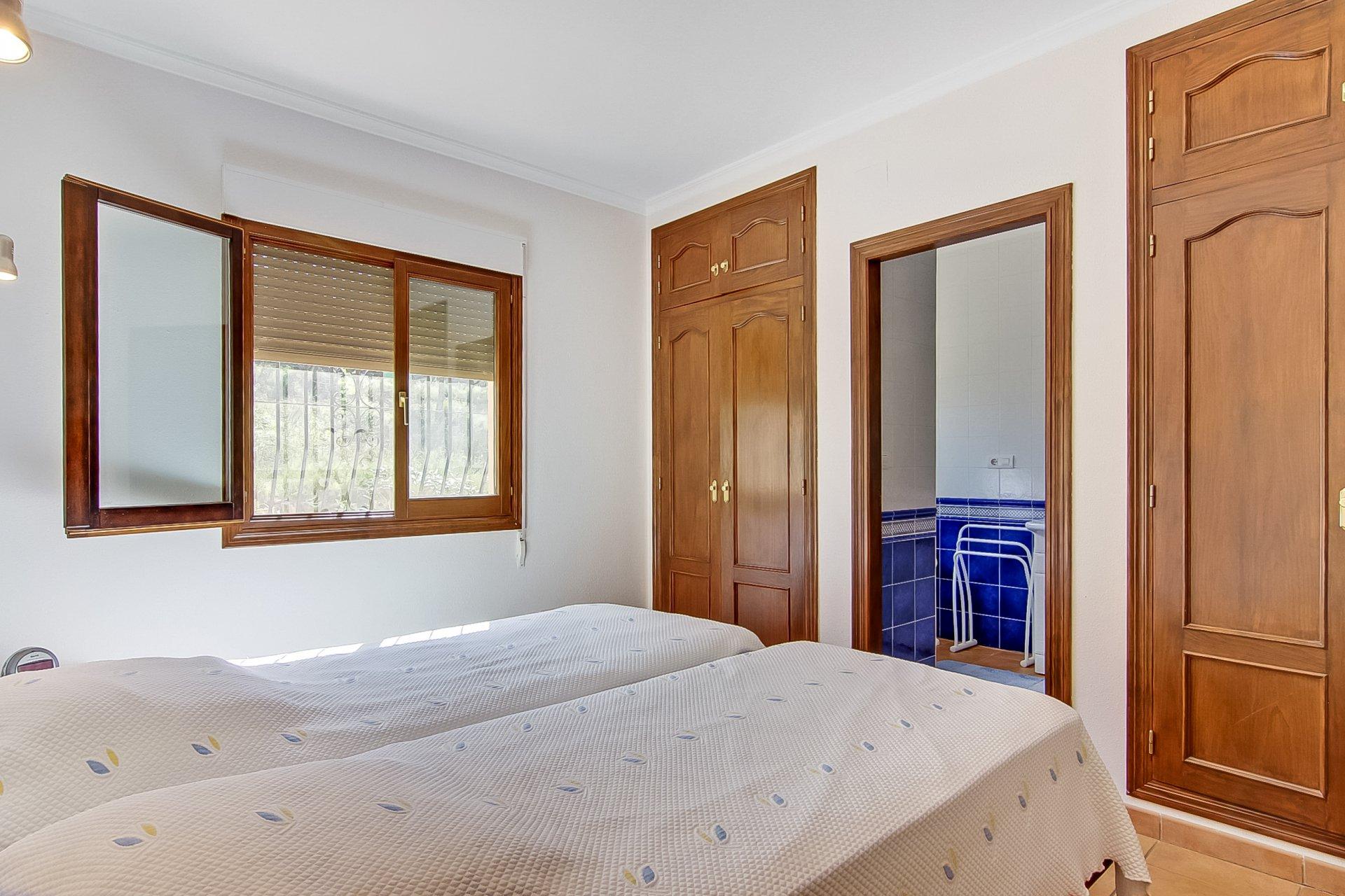 Villa de 3 chambres à un étage à Calpe