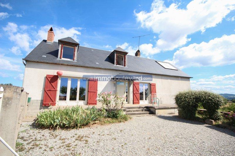 Verkauf Haus - Château-Chinon (Campagne)