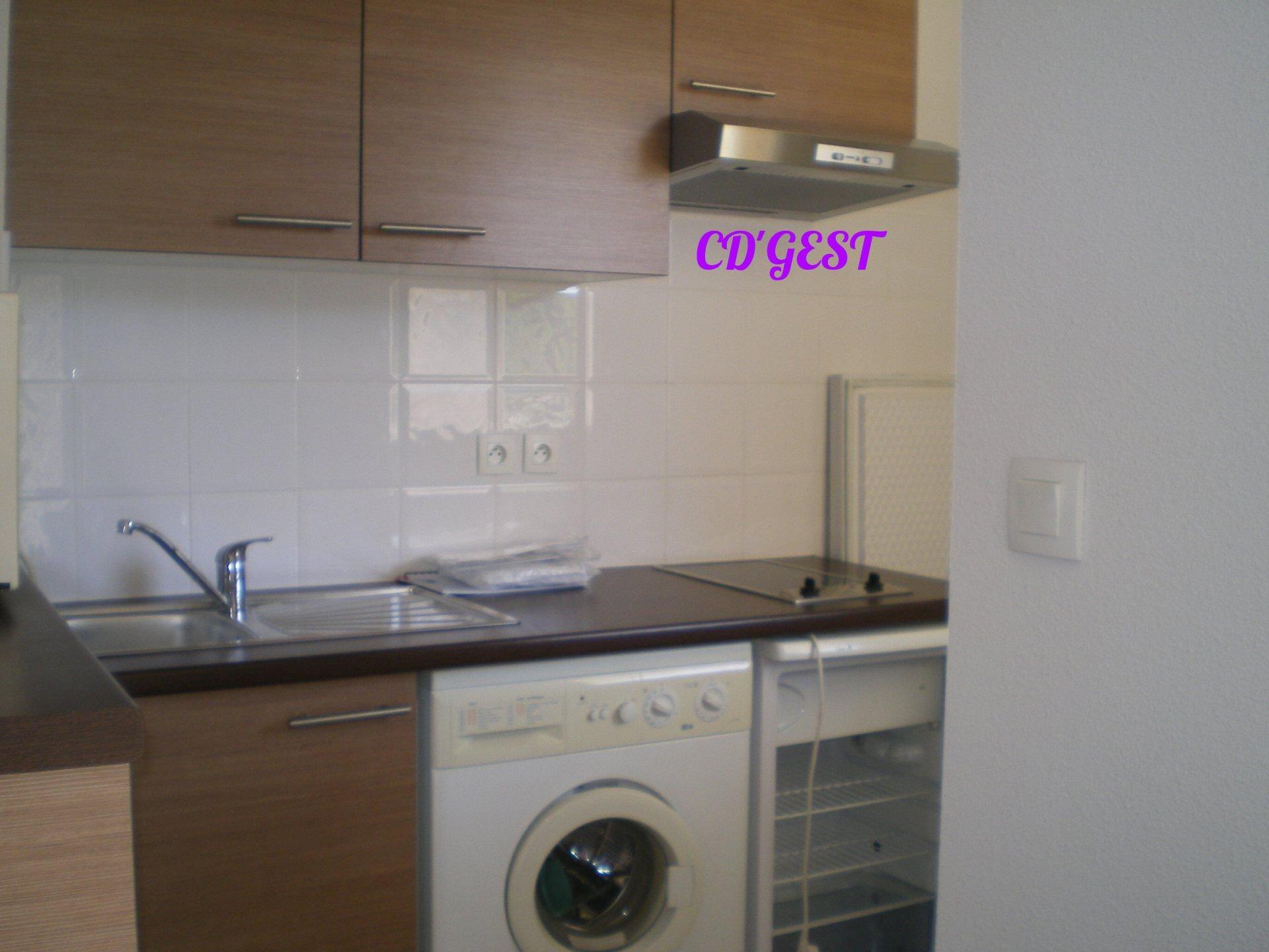 Appartement Montélimar T2 : 42.02 m²