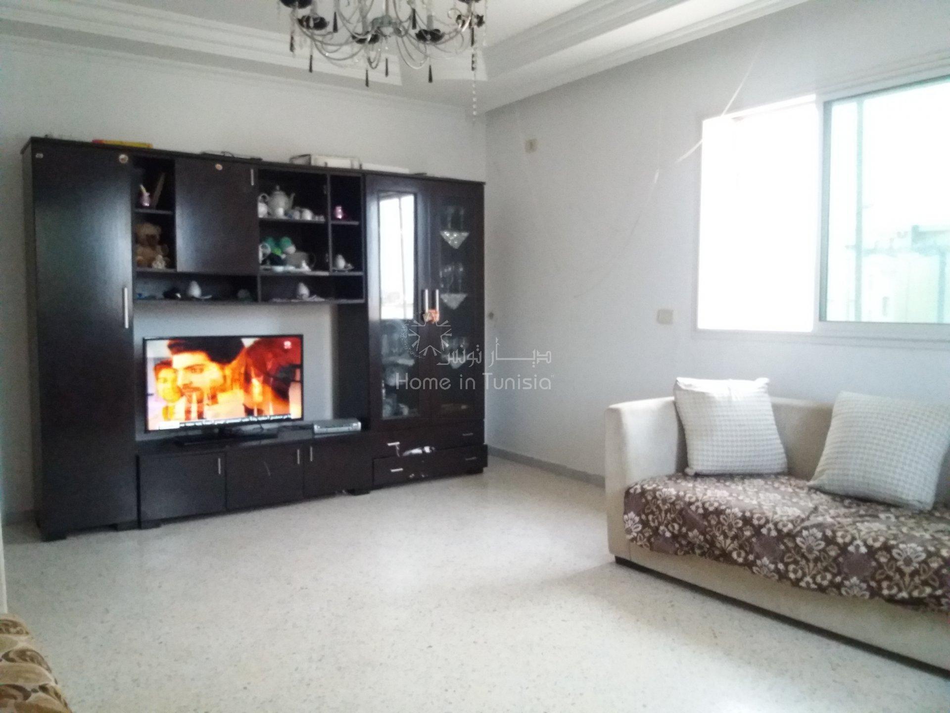 Villa sur deux niveaux