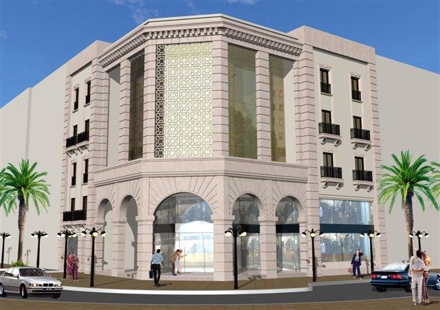 Rental Building - Tunis - Tunisia