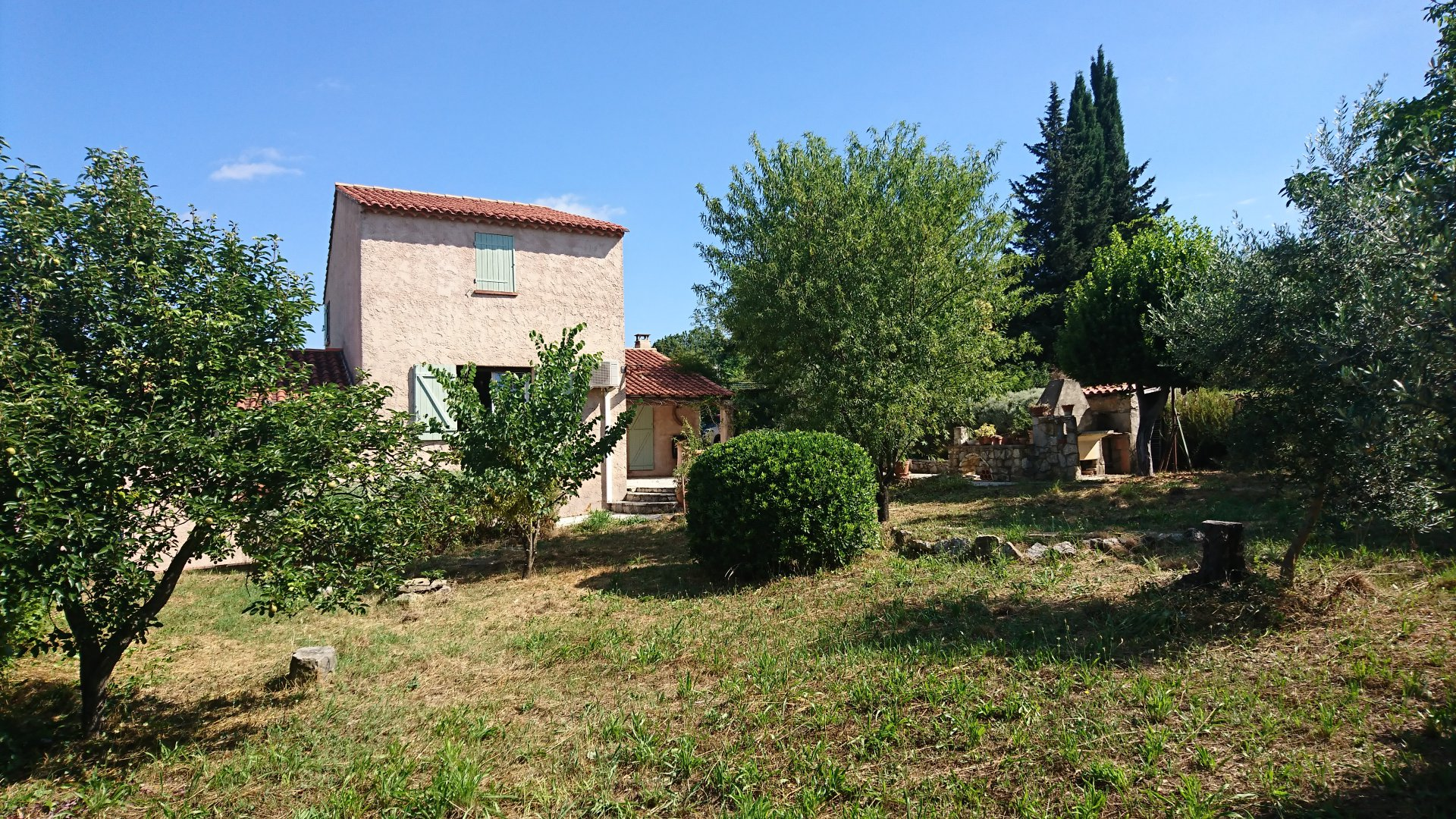 LORGUES COUNTRYSIDE HOUSE 120 M²