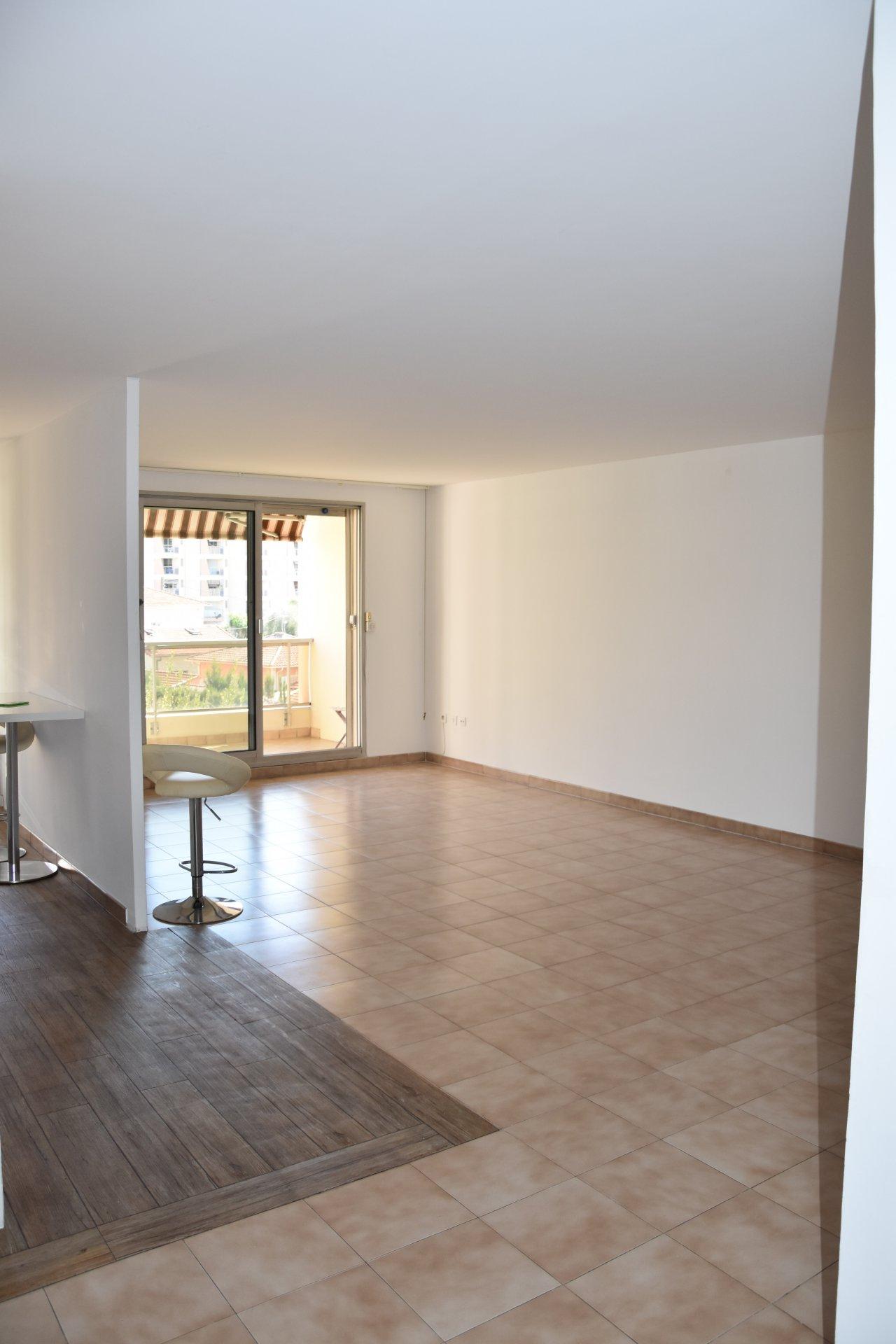 Cagnes sur Mer (06800) - Appartement 3 pièces - 72 m²