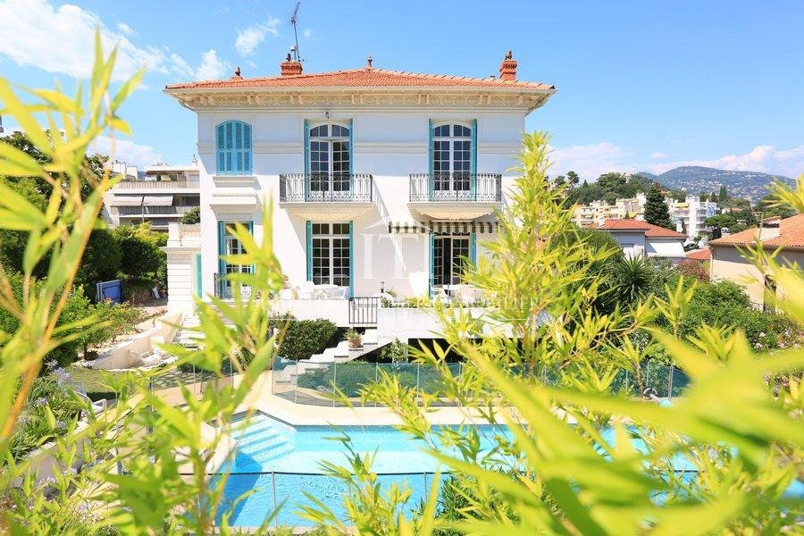 FRENCH RIVIERA NICE CIMIEZ - MANSION