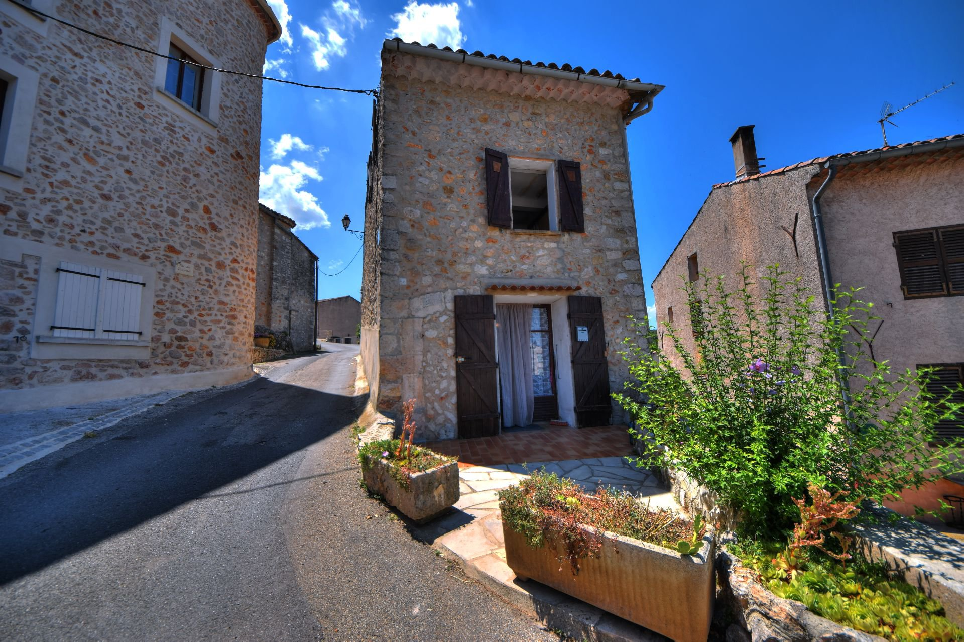 Village house with terraces and garage Montmeyan Var Provence