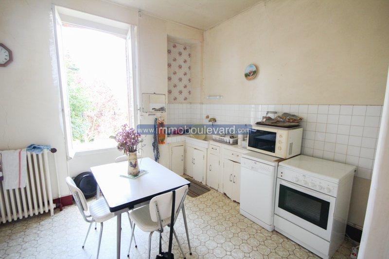 Maison individuelle à vendre proche d'Anost dans le Morvan