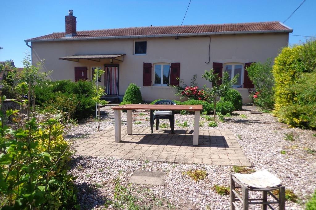 Schönes Ferienhaus in Haute-Saône.