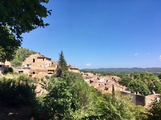 Benefiting from several terraces