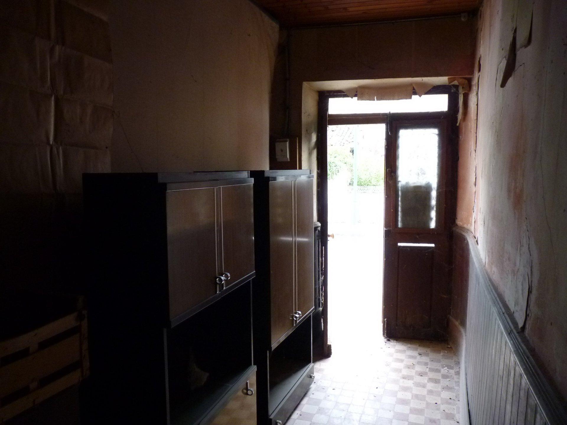 Small village house to restore near Salies du Salat