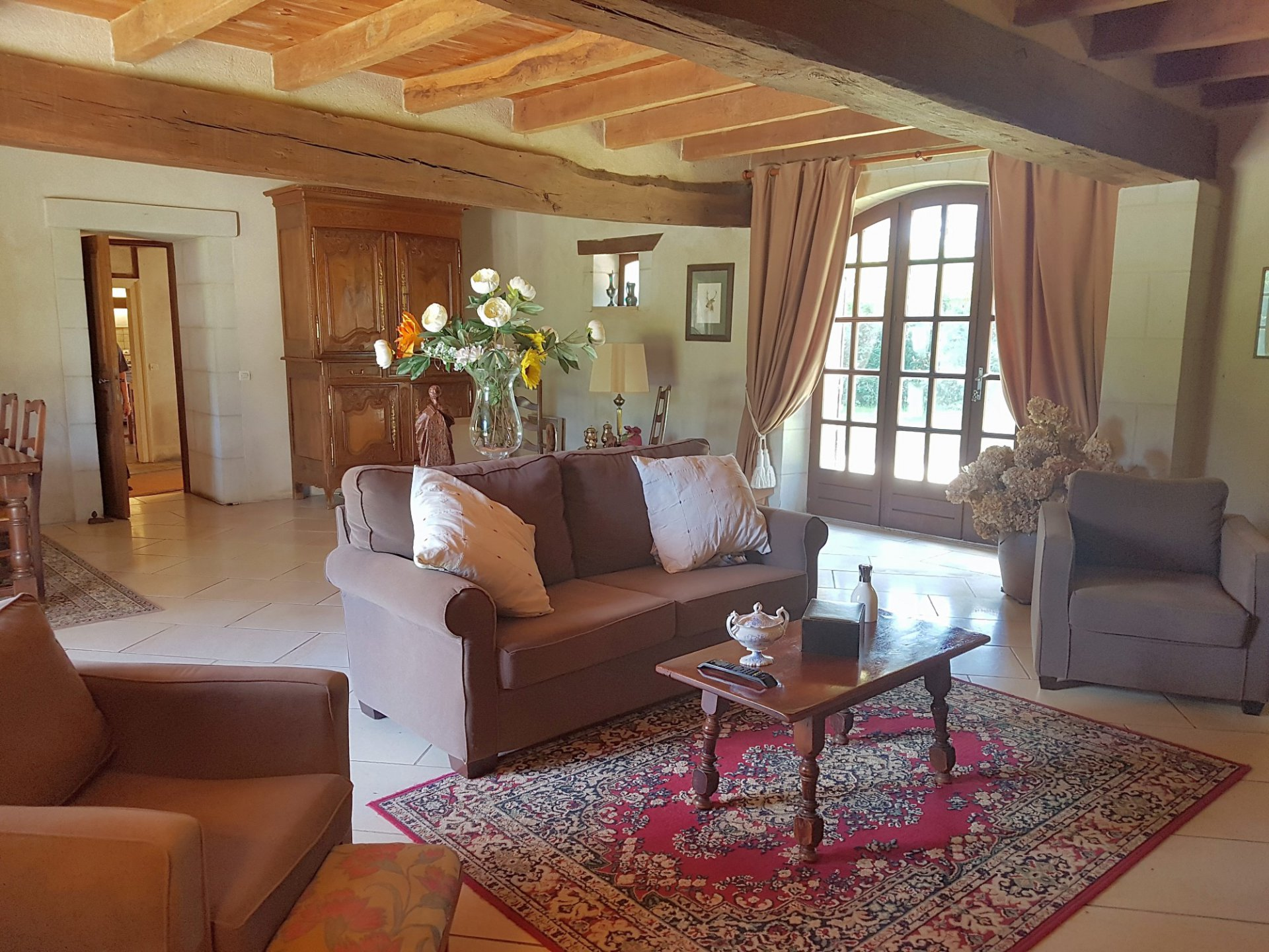 In the Brenne area: beautiful house in a unique, private setting