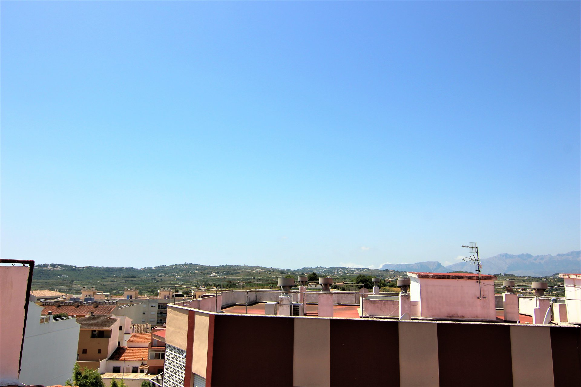 4-bedroom apartment in Teulada town