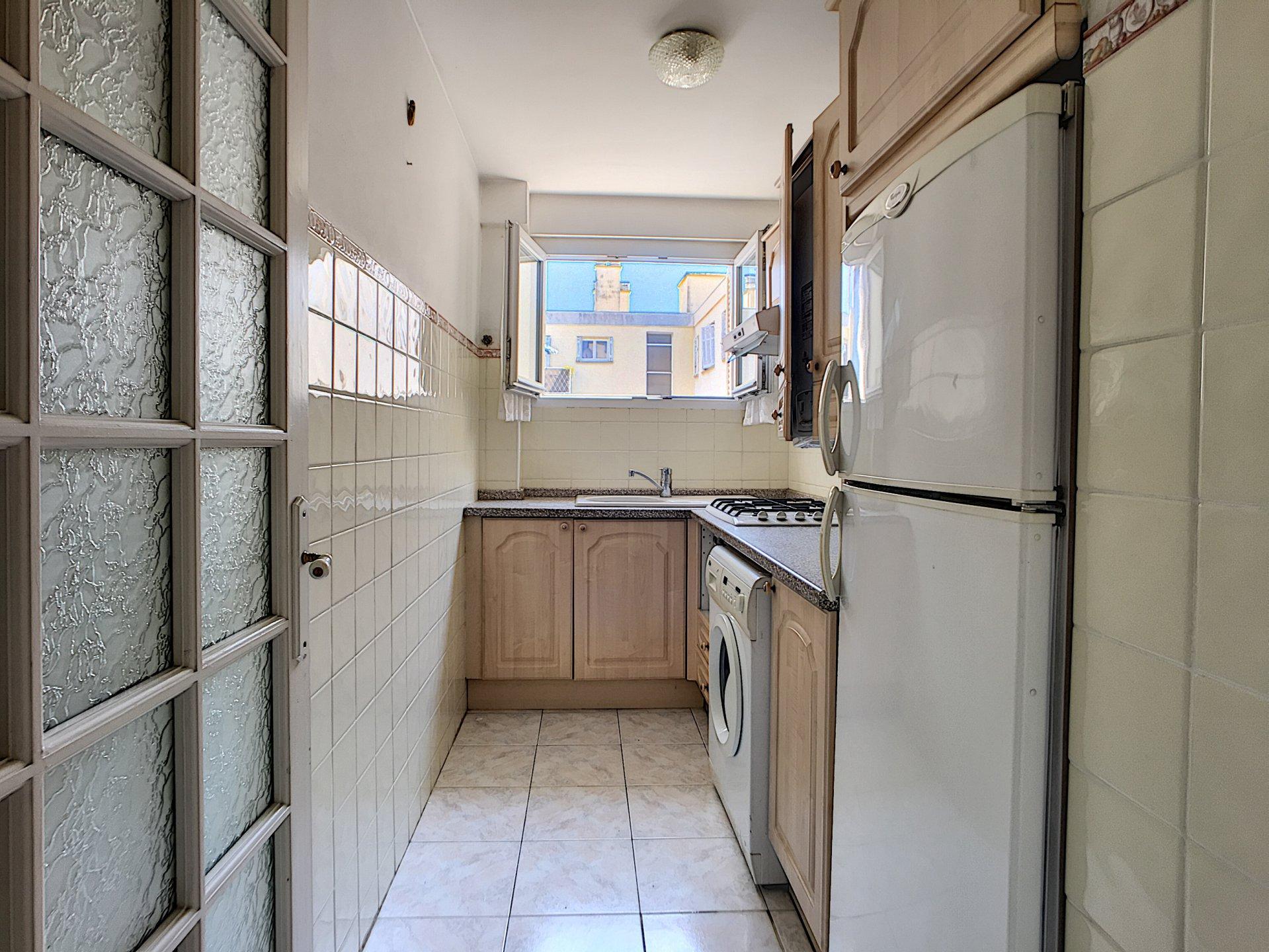 Le Cannet, 3/4 pièces avec terrasse, garage et cave