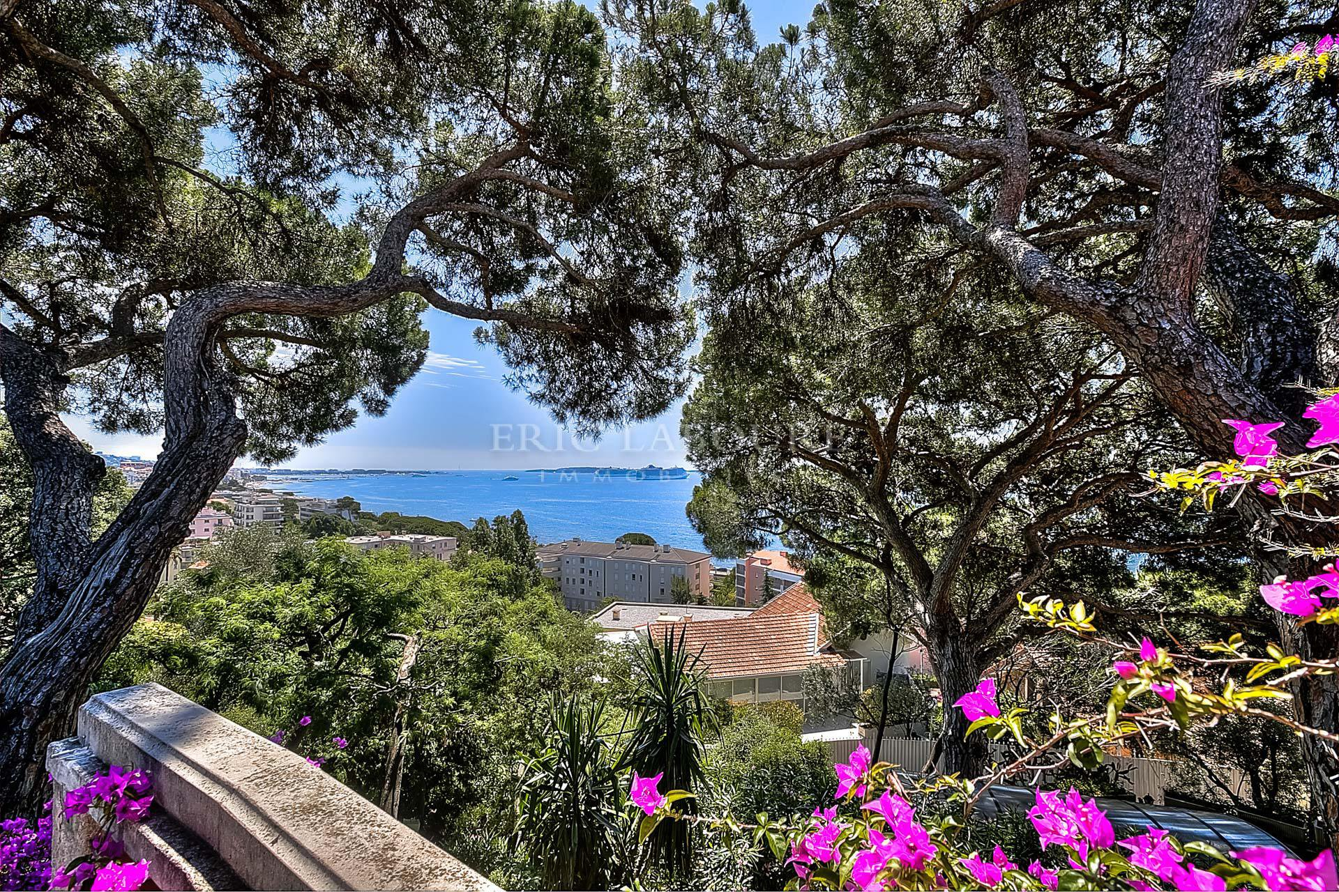 Seasonal rental House - Cannes-la-Bocca