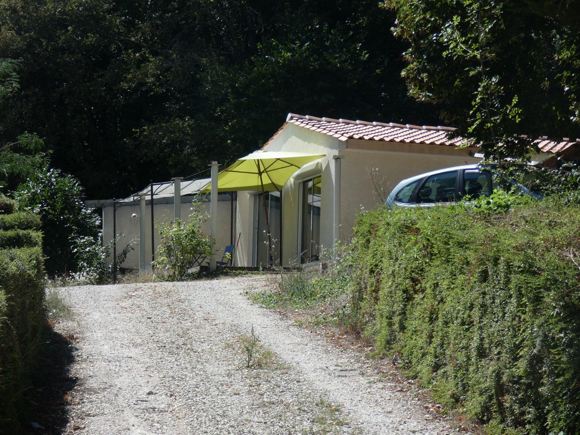 Pavillon bord de Charente