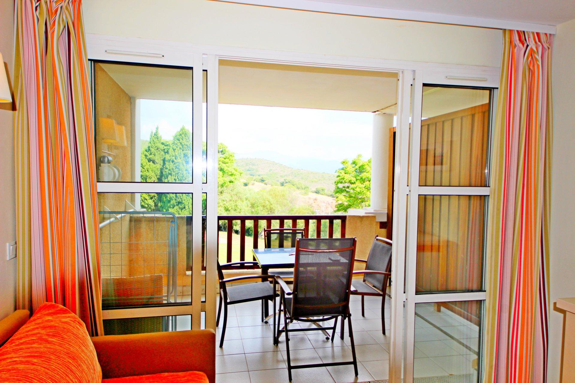 Purchase studio cabin Agay Cap Esterel Village