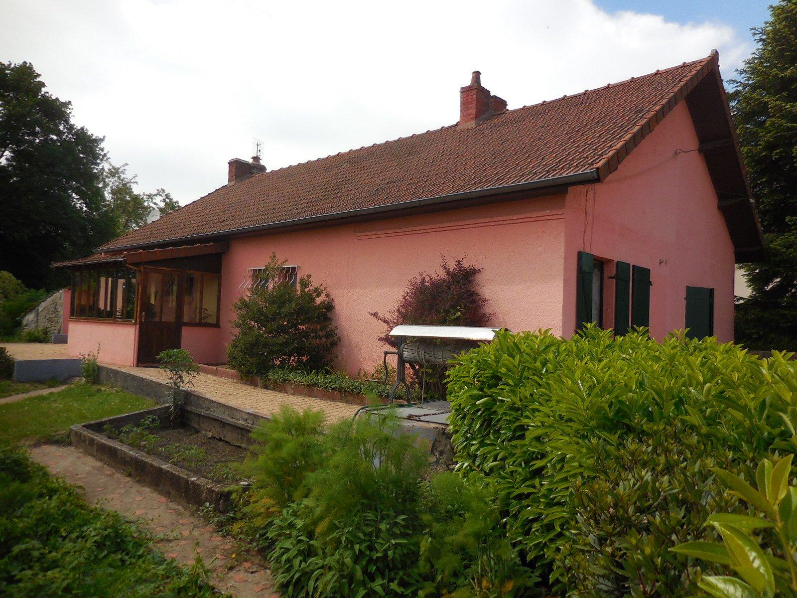 Vente Maison - Saint-Vallier