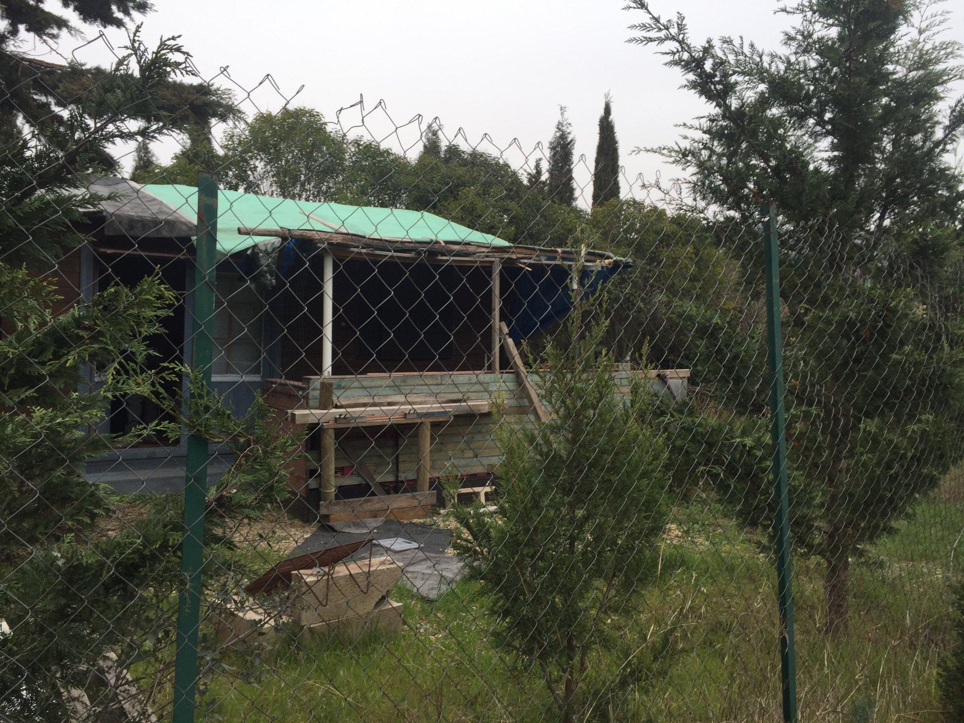 Maison ancienne sur terrain arboré de 4320m² sans vis à vis