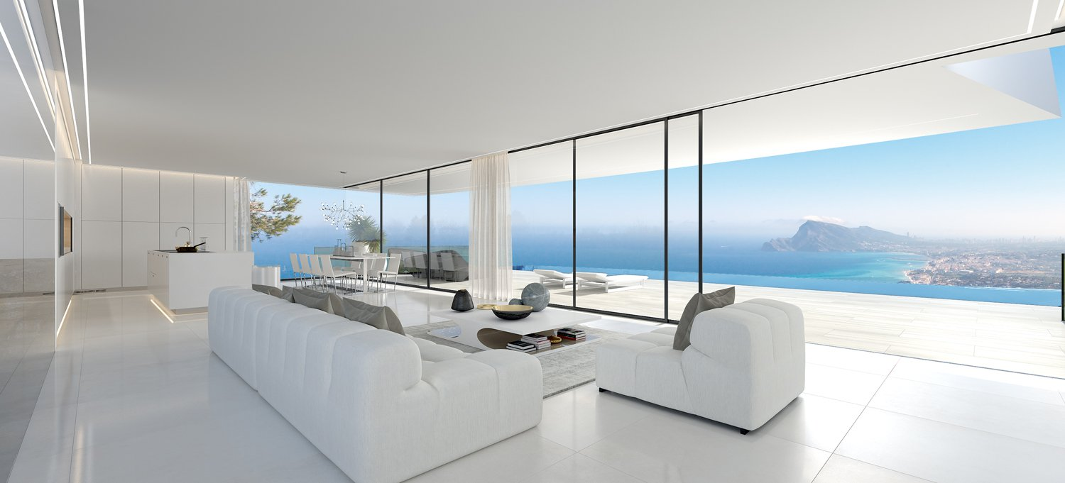 Exclusive luxury villa situated in Altea Hills