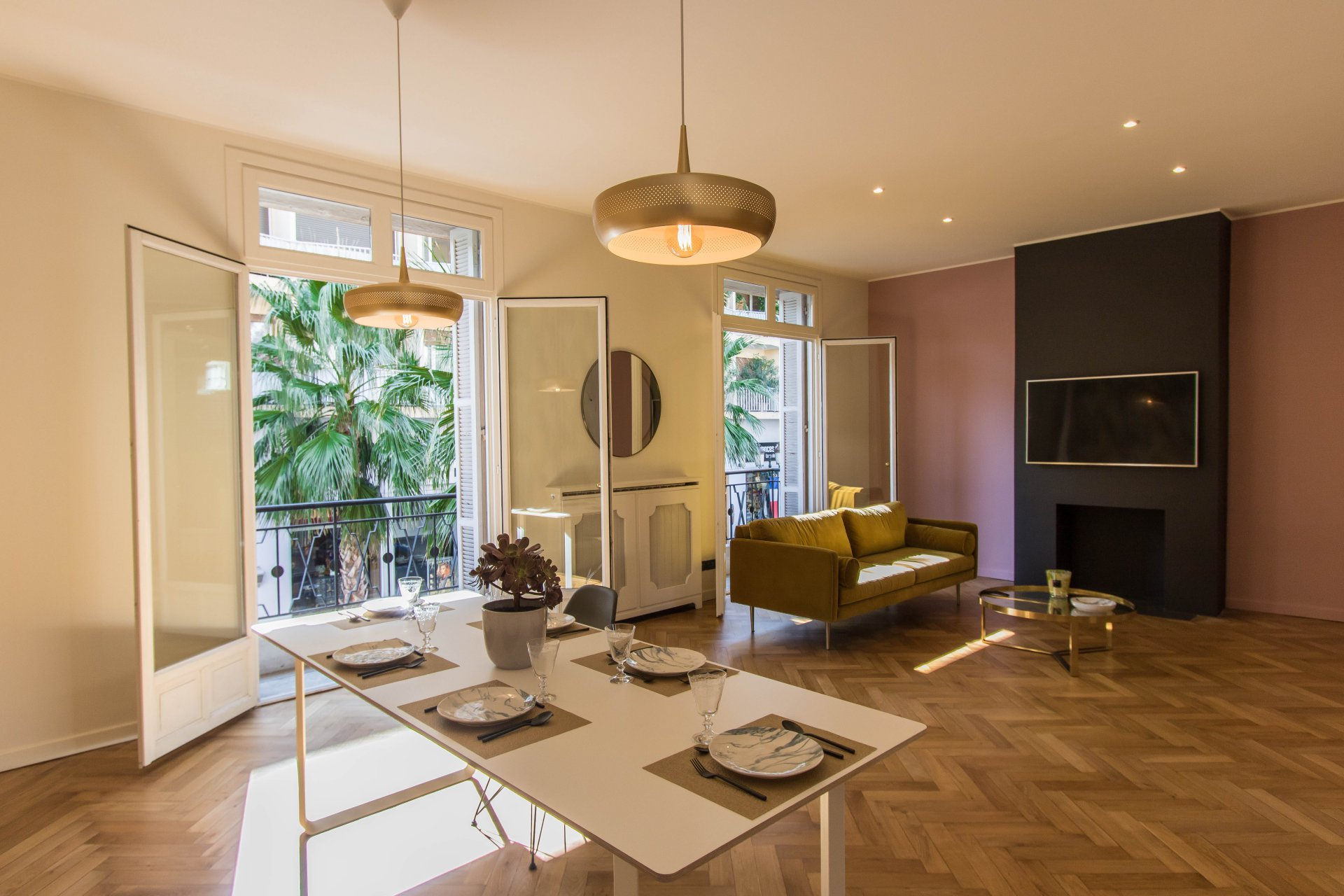 Spacious and luxury apartment for sale Beaulieu sur Mer