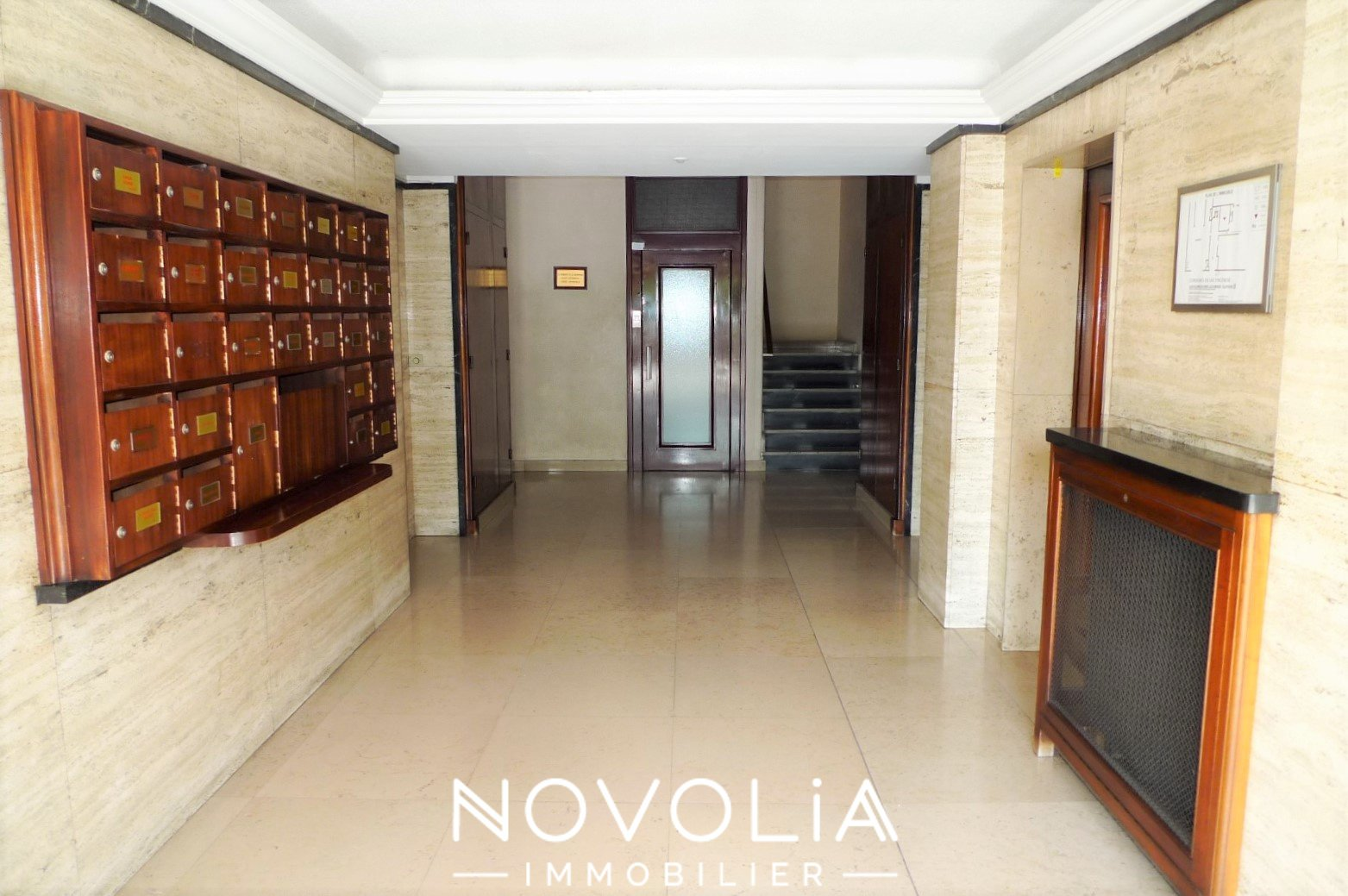 Achat Appartement, Surface de 48.38 m²/ Total carrez : 48 m², 2 pièces, Lyon 4ème (69004)