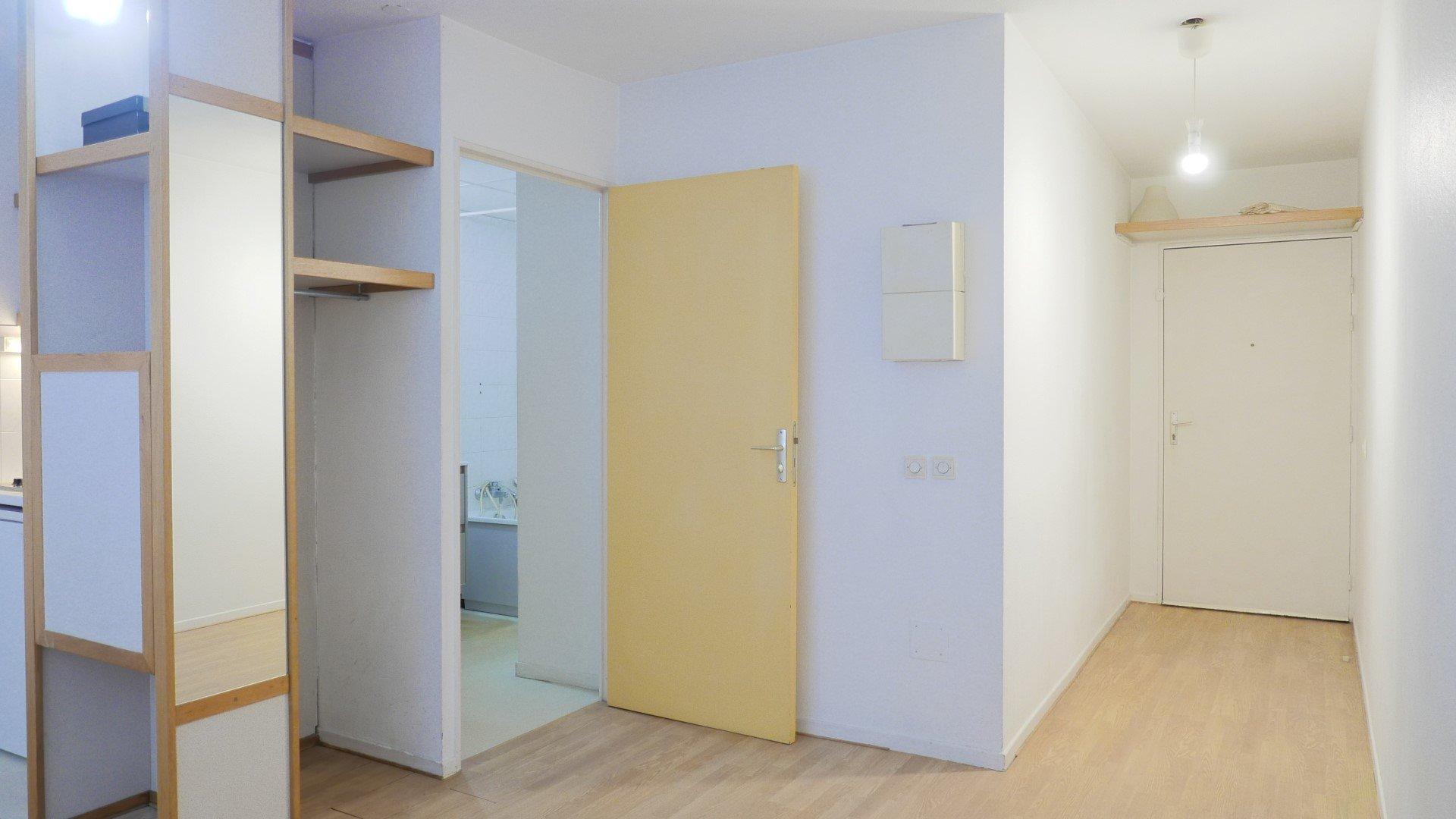 Location Appartement Surface de 20.99 m², 1 pièce, Lyon 7ème (69007)