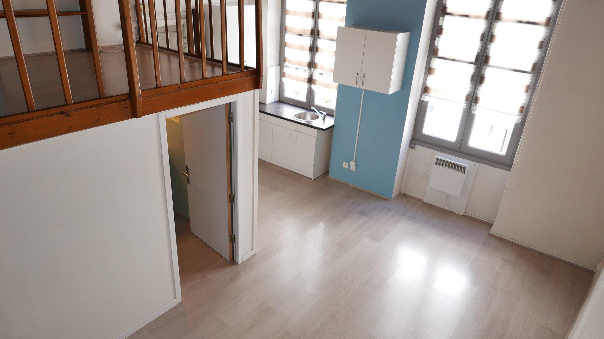 Location Appartement Surface de 43.66 m², 2 pièces, Lyon 1er (69001)