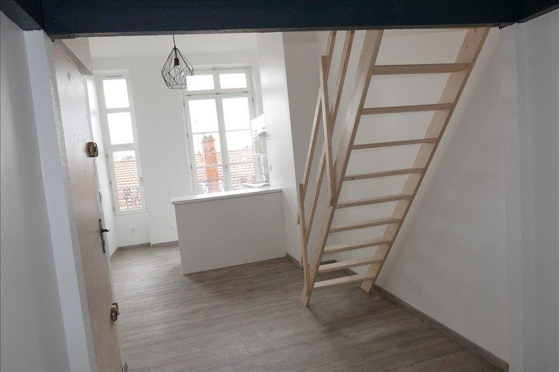 Location Appartement Surface de 21.44 m², 1 pièce, Lyon 7ème (69007)
