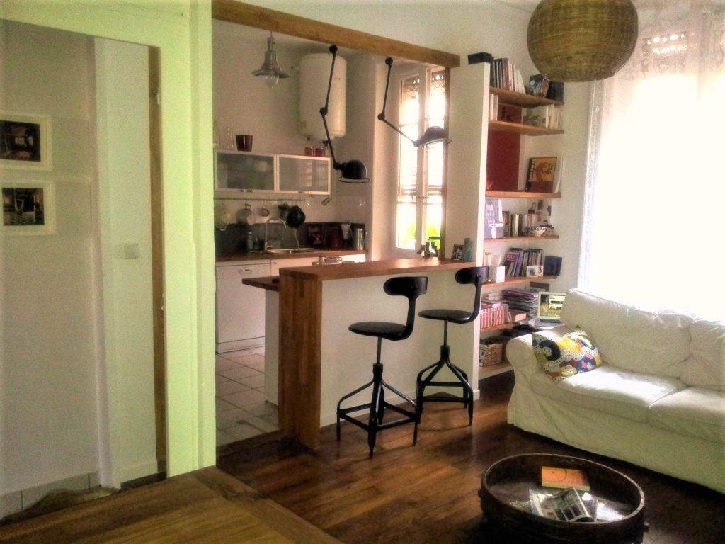 Location Appartement Surface de 56.55 m², 2 pièces, Lyon 3ème (69003)