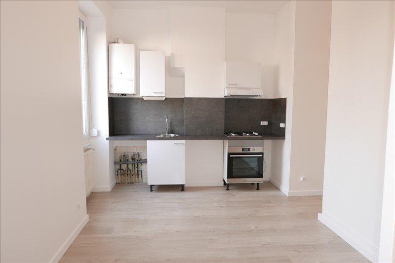 Location Appartement Surface de 43.52 m², 2 pièces, Villeurbanne (69100)