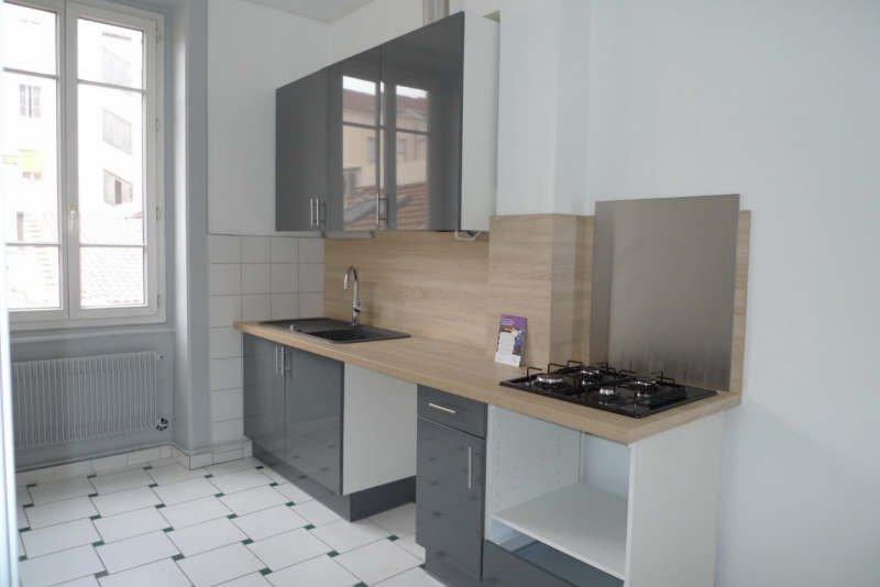 Location Appartement Surface de 49.74 m², 2 pièces, Lyon 6ème (69006)